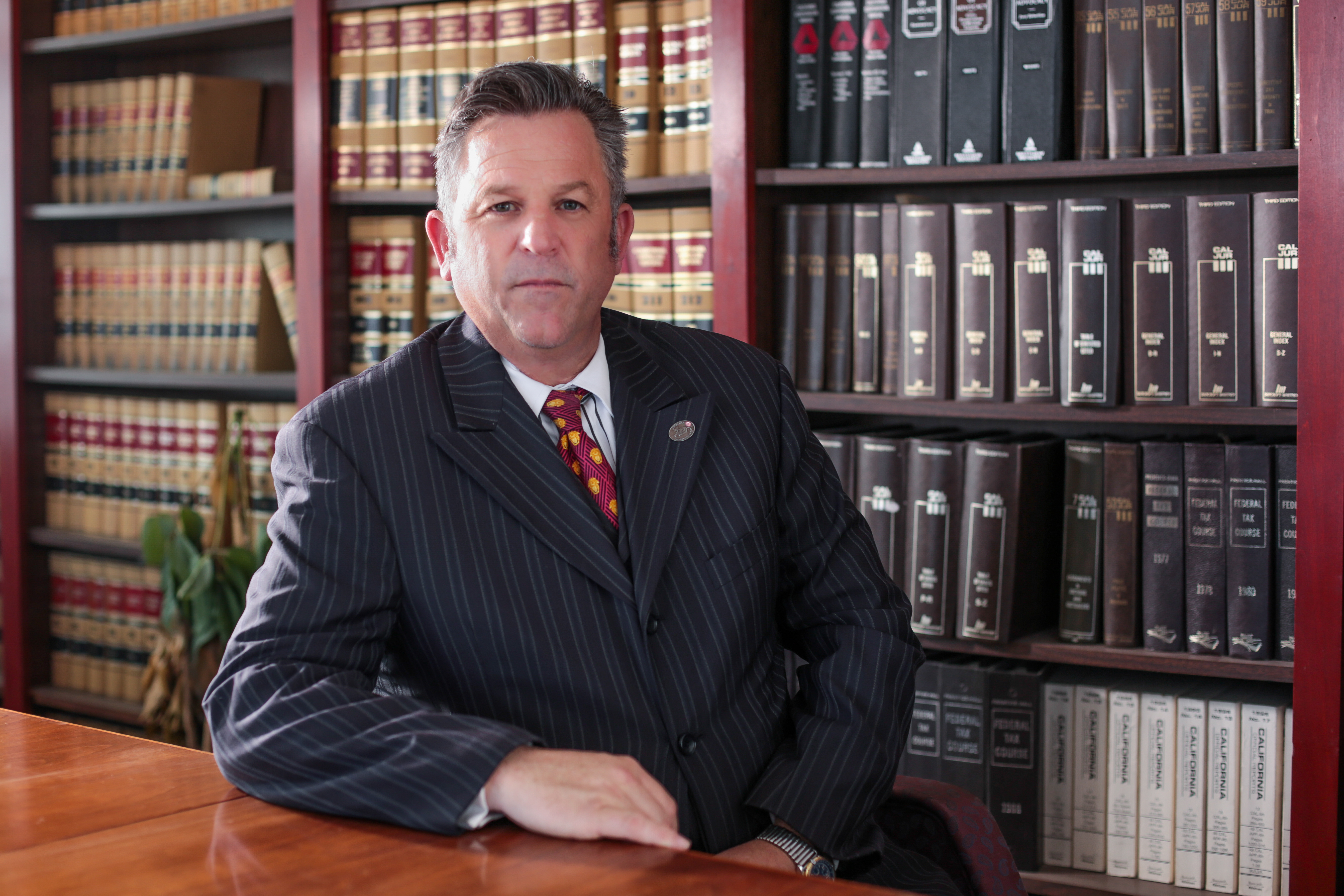 Charles Magill, Fresno Criminal Defense Lawyer